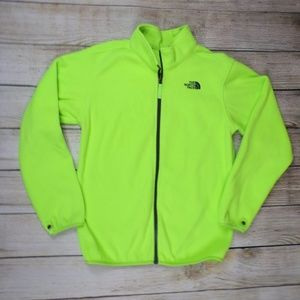 North Face Boys Polartec Fleece Jacket